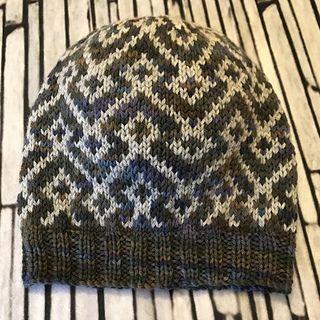 Klee Wyck hat pattern