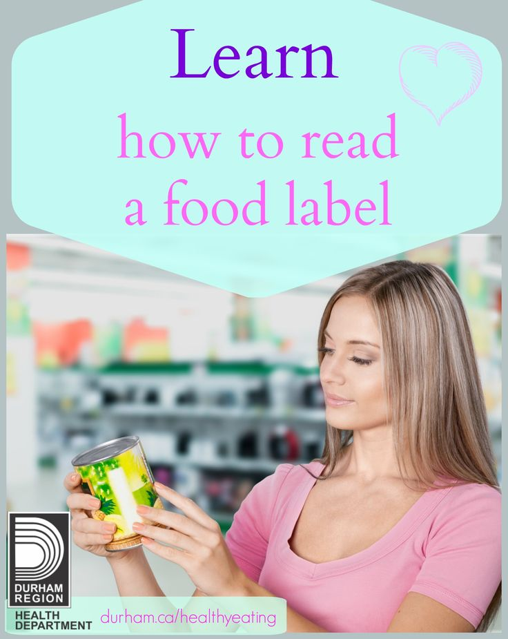 Understanding how to read a food label can help you pick healthier options for you and your family. This resource walks through some great tips that you can use next time you're at the grocery store.