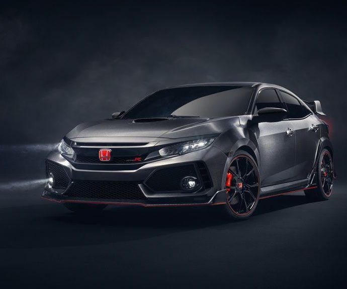 2017 | Honda | Civic | Type R