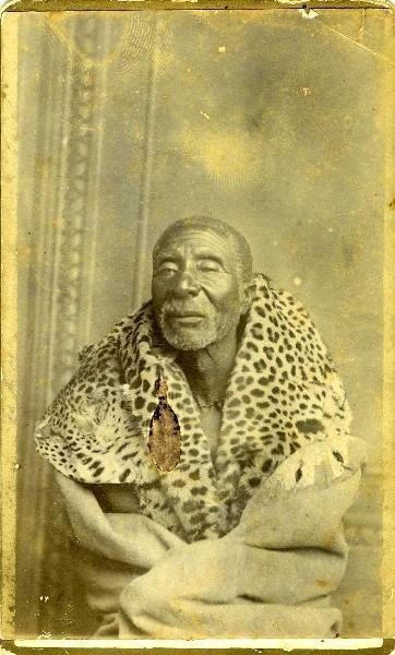 Sarhili (Kreli), c1814-1892, was die opperhoofman van die Xhosa en hoofman van die Galeka-stam