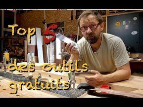 Fabriquer soi-même des outils de menuisier
