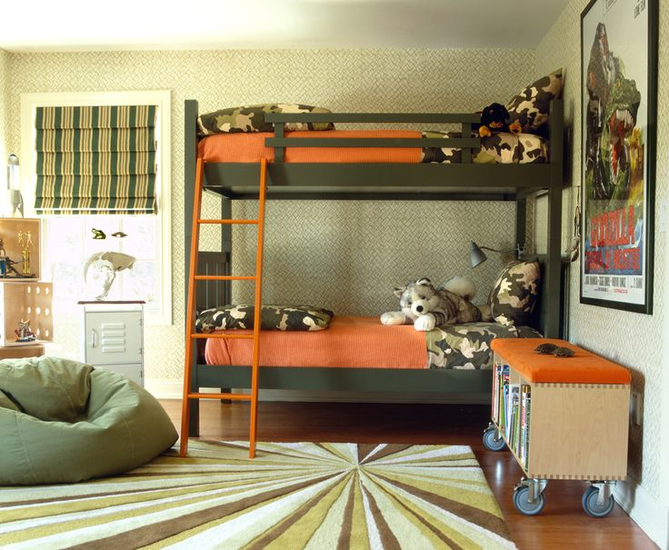 KIDS ROOM U2013 What A Creative Approach To A Childu0027s Bedroom. Modern Suburban  Home Eclectic Kids New York Diane Paparo Associates.