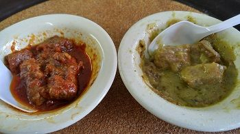 #Durons El Zarape Grill, Yuma, Az,  Sonora style food,Chile Colorado and Chile Verde made in traditional family way.