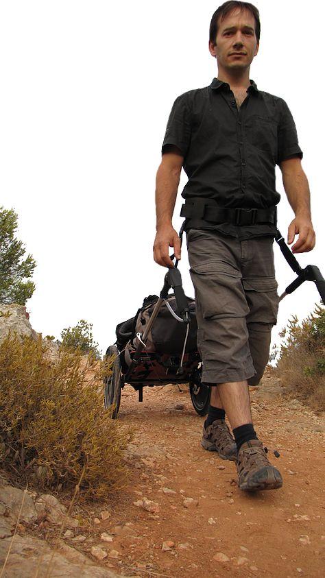 BENPACKER Hiking trailers /