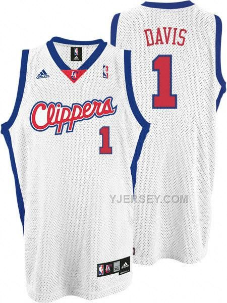 http://www.yjersey.com/nba-clippers-1-baron-davis-whtie-jerseys.html NBA CLIPPERS 1 BARON DAVIS WHTIE JERSEYS Only 37.00€ , Free Shipping!