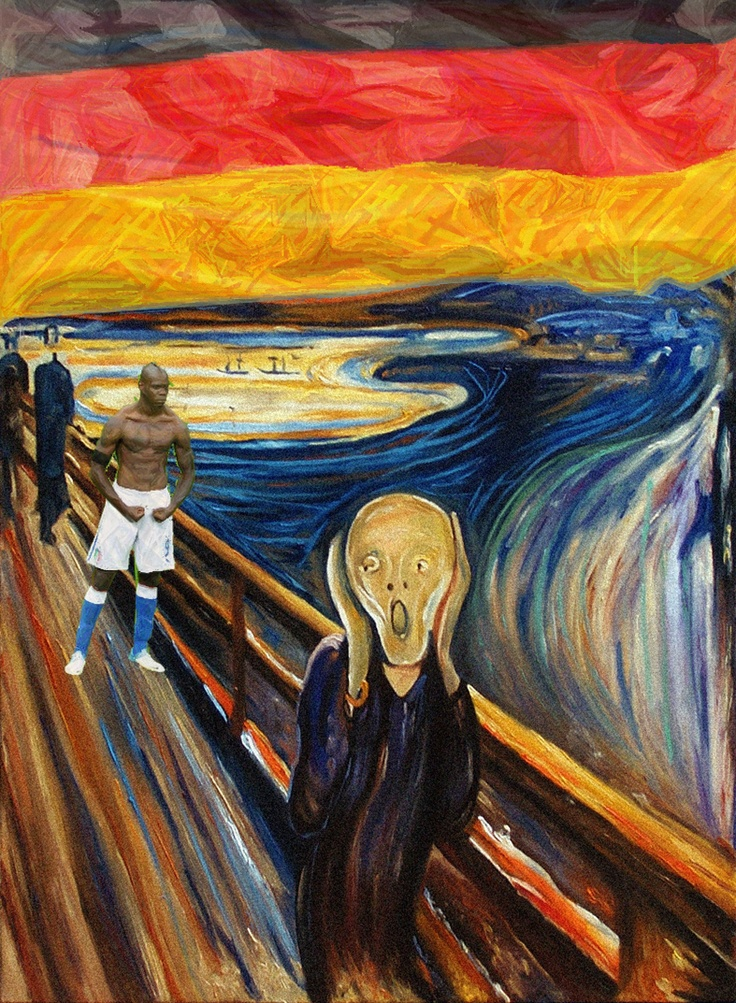 #balotelli scream