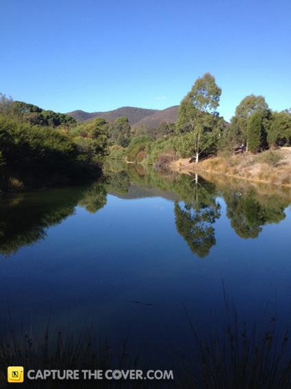 Thorndon Park - #CaptureTheCover entry by Sarah in Adelaide's Eastern & Hills Region