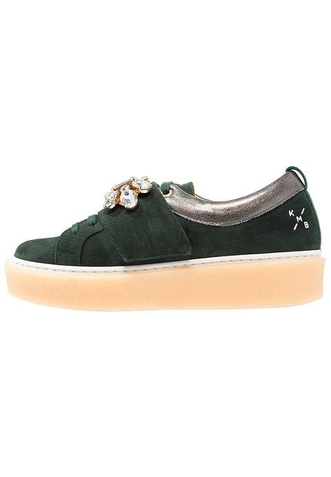 KMB GENSI - Chaussures à lacets - botiglia - ZALANDO.FR