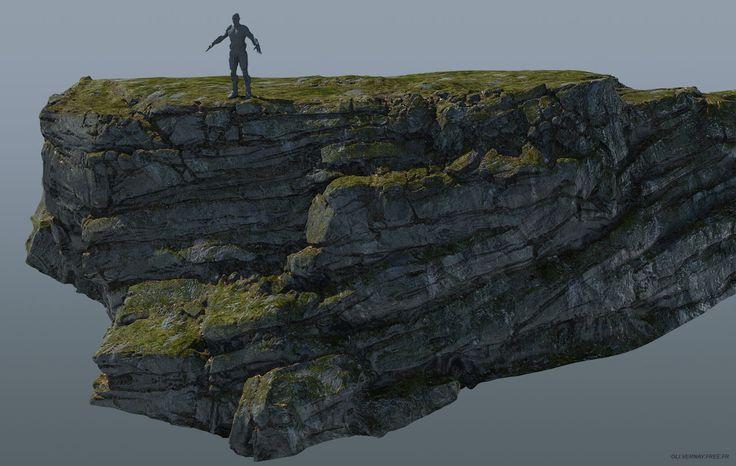 Olivier Vernay Kim- Infographiste 3D