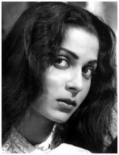 Waheeda Rehman . Always admired her :)