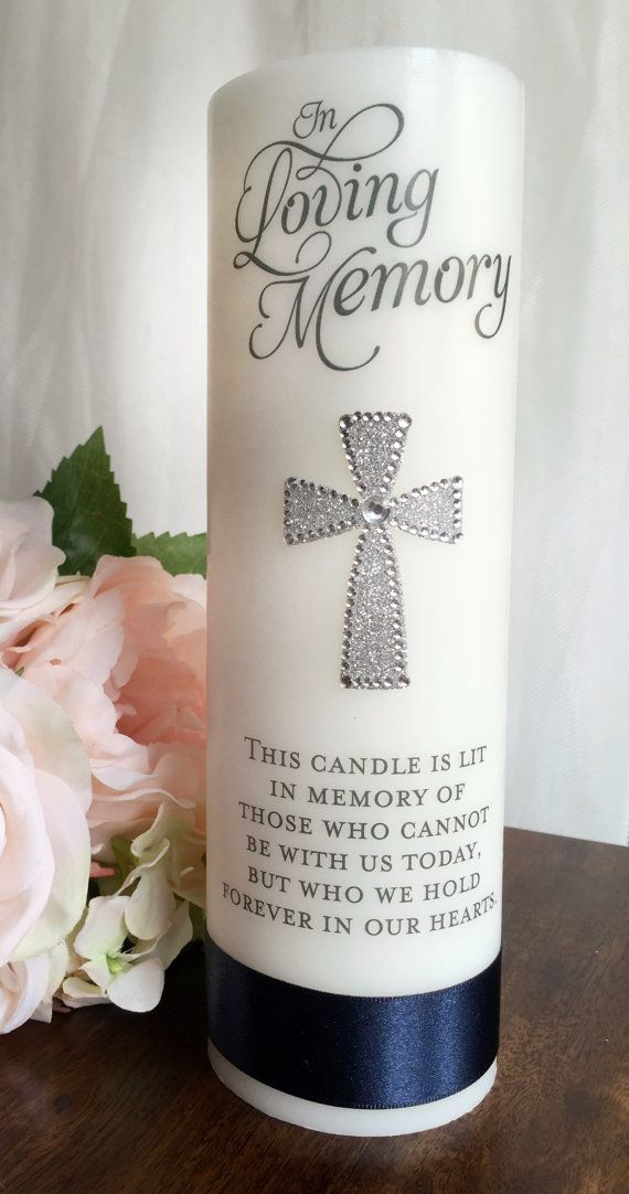 Hey, I found this really awesome Etsy listing at https://www.etsy.com/listing/243929287/custom-memory-candle-in-loving-memory-of