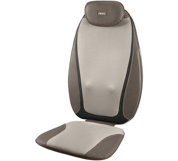 Buy Homedics Shiatsu Pro Back Massager Massage Chairs Mats And Cushions Argos In 2020 Back Massager Shiatsu Hip Massage