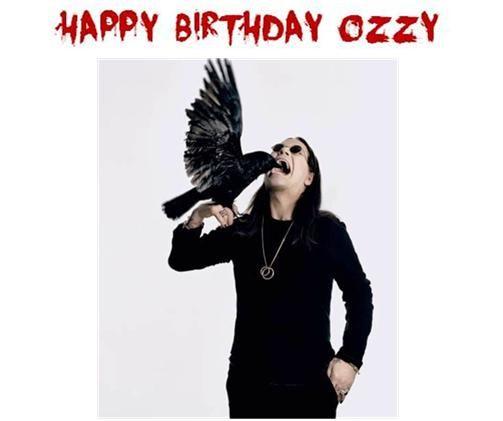 Braingell Radio | Happy Fuckin' Birthday OZZY OSBOURNE!