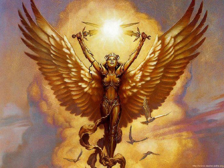 Très Les 89 meilleures images du tableau Anges sur Pinterest | Anges  JK66