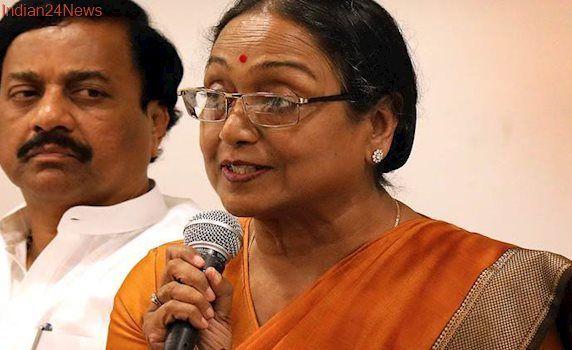 Presidential Polls: Meira Kumar seeks support of Tamil Nadu legislators for her 'ideological war'