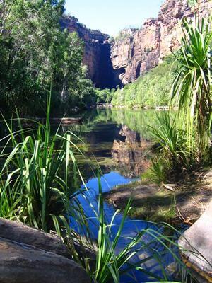 Kakadu - Northern Territory - LinkedIn Guides (Jim Jim Falls, Kakadu National Park, NT)