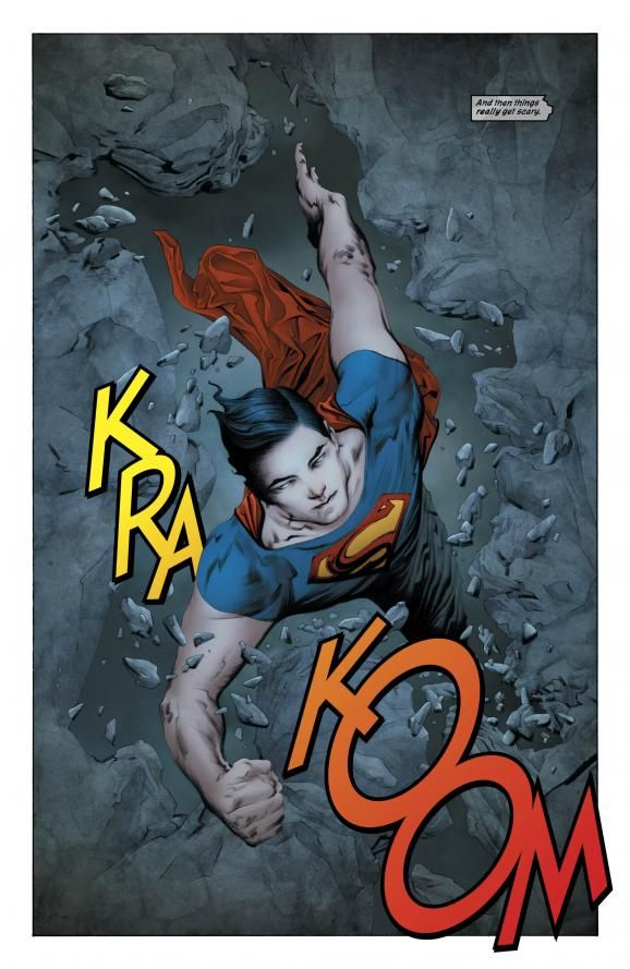 Lettered Preview Of Greg Pak And Jae Lee\'s Batman/Superman #1