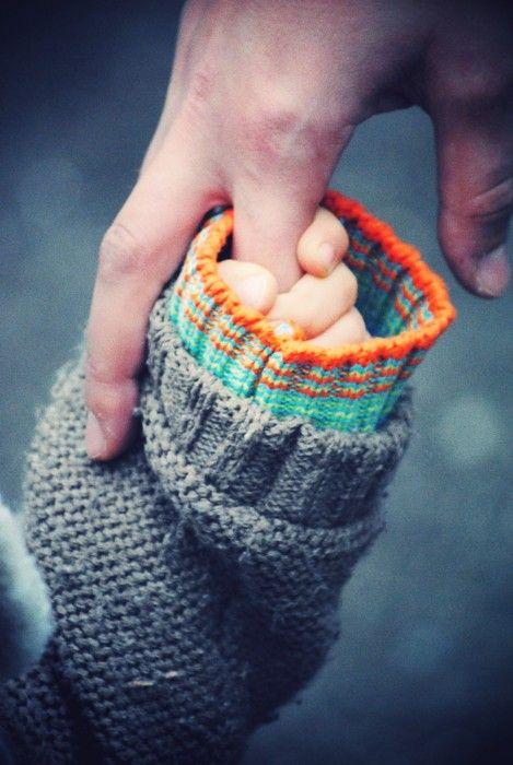 J'aimais tellement les petites mains douces et fragiles de ma fille.