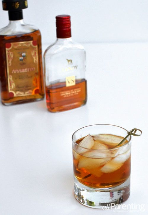 French Connection Brandy cocktail