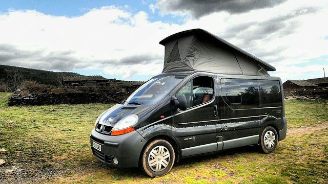 RENAULT TRAFIC CAMPER  Furgo Camper  Custom campers