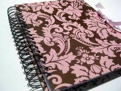 Cómo decorar un cuaderno