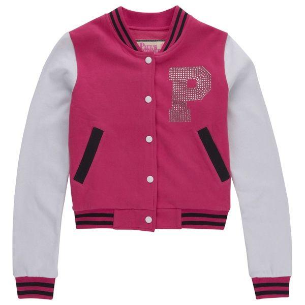 Hot Pink Varsity Jacket   BRAND NEW PAULS BOUTIQUE JUST ARRIVED! Richmond Classics   Richmond ...