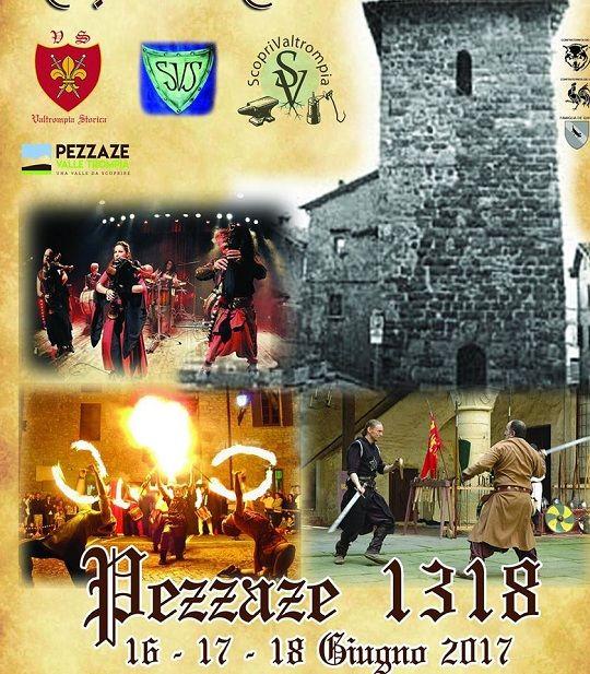 Festa Medievale a Pezzaze http://www.panesalamina.com/2017/56013-festa-medievale-a-pezzaze.html