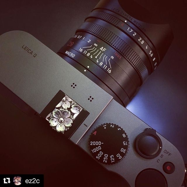 Beautiful Sakura Leica Q from California USA(^O^☆♪Isn't she lovely? Thank you so much for sharing great shot @ez2c http: