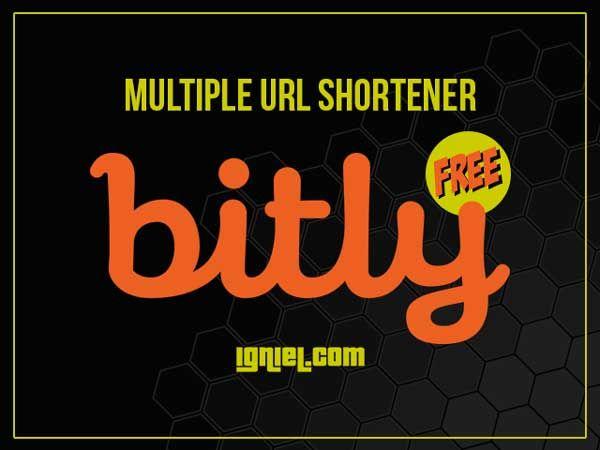 Tool Gratis: Bit.ly Multiple URL Shortener