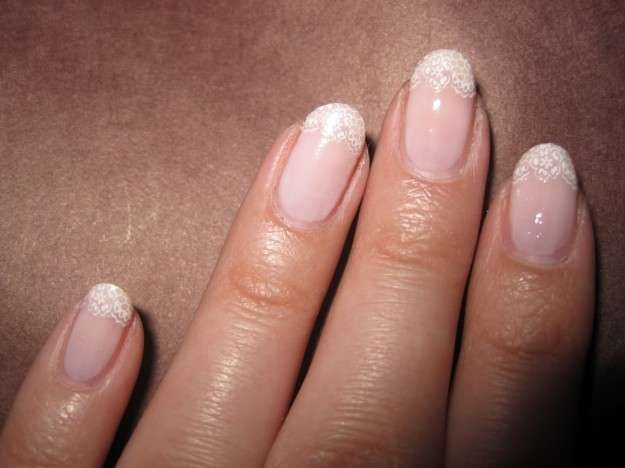 Unghie french manicure estate 2013  (Foto 9/41)   Stylosophy