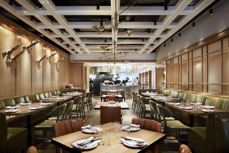 Best open kitchen restaurant ideas on pinterest