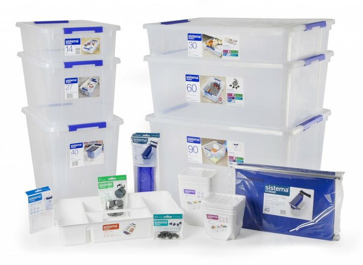 Win a Sistema Storage set from The Warehouse