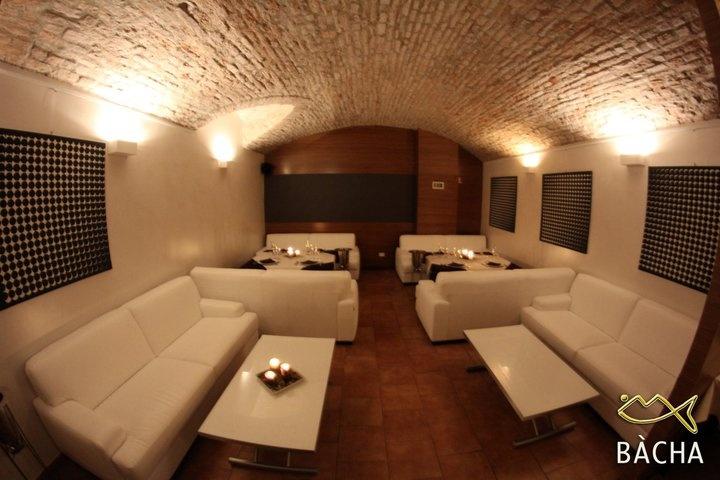 BàCha Restaurant Milano - Il nostro Lounge