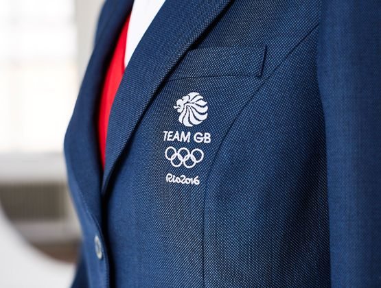 On Monday 16th May, Simon Jersey unveiled Team GB's formal wear for Brazil, which will be worn by the full team of 350 athletes and officials to formal events both in the UK and Brazil.