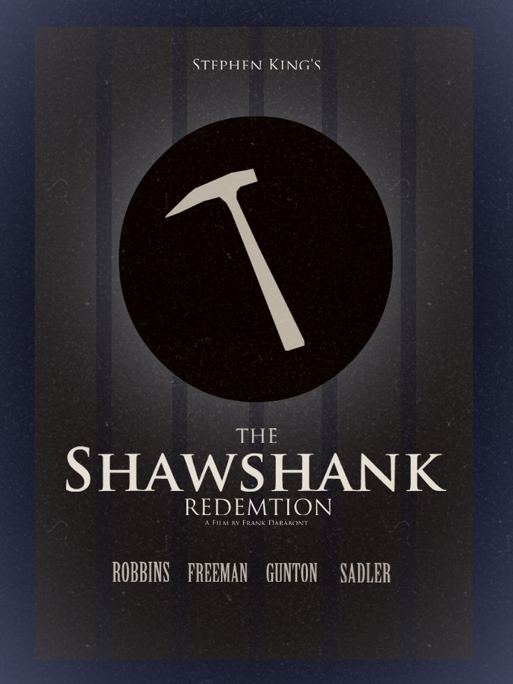 review on shawshank redemption essay Shawshank redemption is a film, directed by frank darabont adapting it for screen, based on stephen king novella rita hayworth and the shawshank redemption this film takes the audience on a journey of despair and hope of individuals in shawshank.