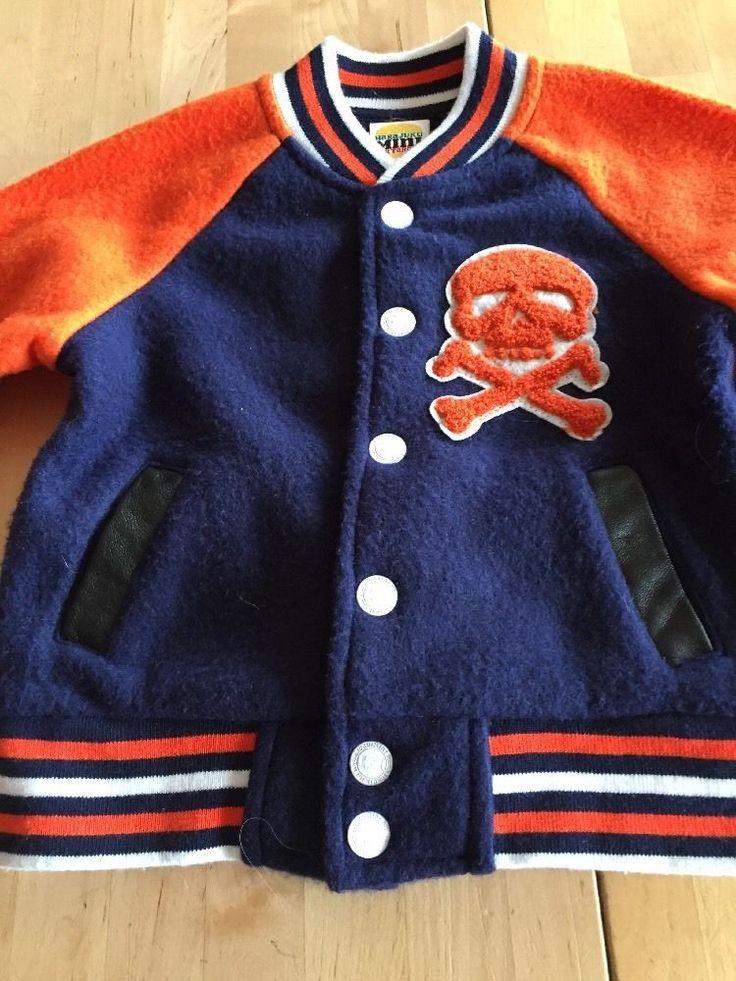 Harajuku Mini Boys Bomber Jacket XS #HarajukuMini #Jacket