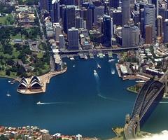 Heart of Sydney   Flickr - Photo Sharing!