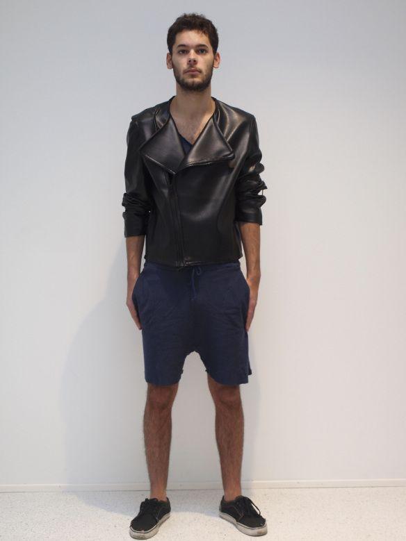 Model: William Bittencourt Designer: Mariana de Aguiar