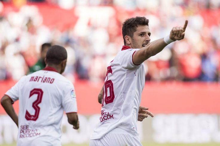 @Sevilla #Jovetic #SevillaFC #VamosMiSevilla #LaLiga #9ine