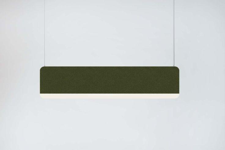 ANDLIGHT - SLAB 150 FERN - DESIGN LUKAS PEET 2012