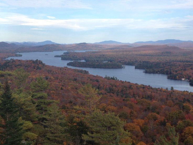 View from bald mountain old forge ny | Adirondacks | Pinterest