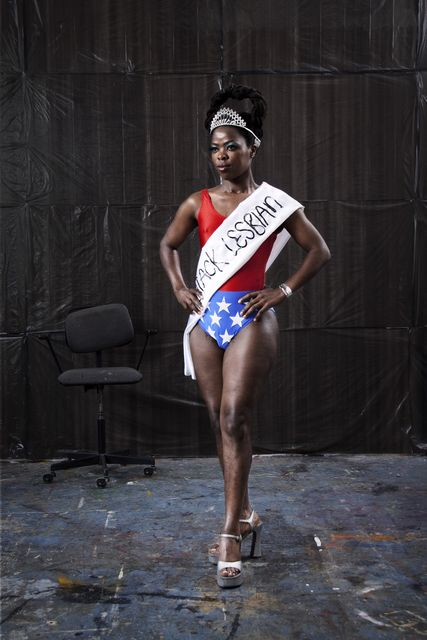 Zanele Muholi, Miss Lesbian I (2009) | Artsy