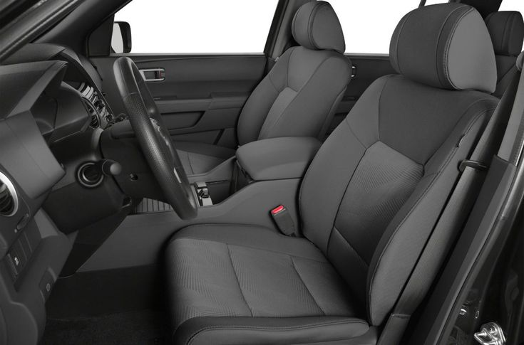 2014 Honda Pilot LX Interior