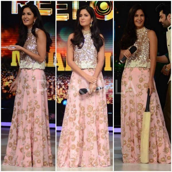 Yay or Nay : Katrina Kaif in Manish Malhotra   PINKVILLA