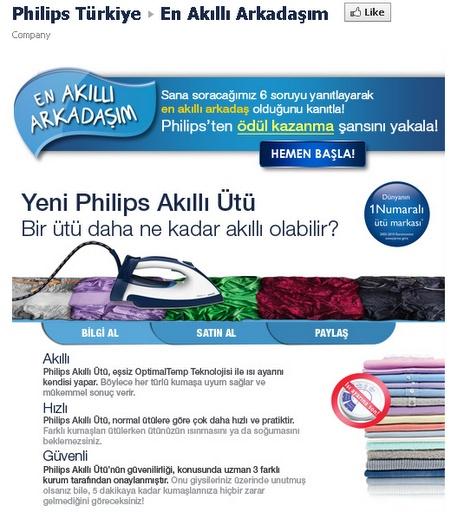 Philips Türkiye_En Akıllı Arkadaşım  https://www.facebook.com/PhilipsTurkiye?sk=app_345421925480224