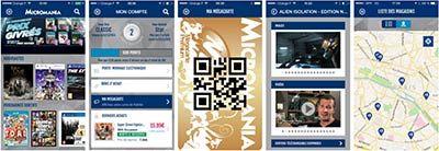 Micromania lance sa nouvelle application - Cette nouvelle application devient votre véritable passeport jeux vidéo connecté ! C'est l'outil indispensable que tout joueur doit avoir en permanence dans sa poche. Plus besoin d'avoir sur vous ...