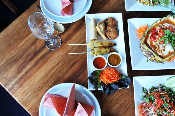 Eat at Mons Ban Sabai Thai: One of Brisbane's most awarded restaurants and most popular Cooking Schools.