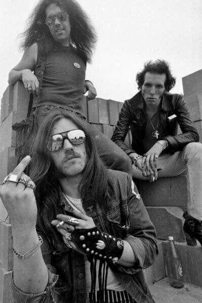 Lemmy Kilmister/Larry Wallis/Lucas Fox