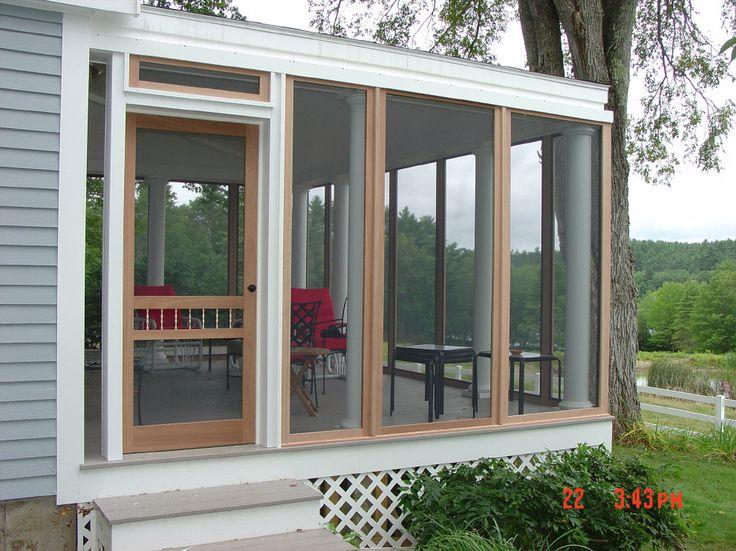 The 25 Best Porch Enclosures Ideas On Pinterest Porch
