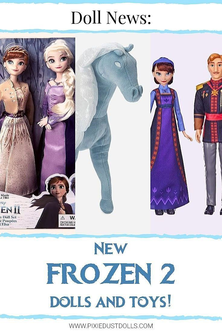 Frozen ll Deluxe Family Fashion Doll Arendelle Royal Christmas Exclusive Bundle
